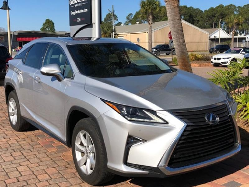 Pre-Owned 2016 Lexus RX 350 4DR FWD