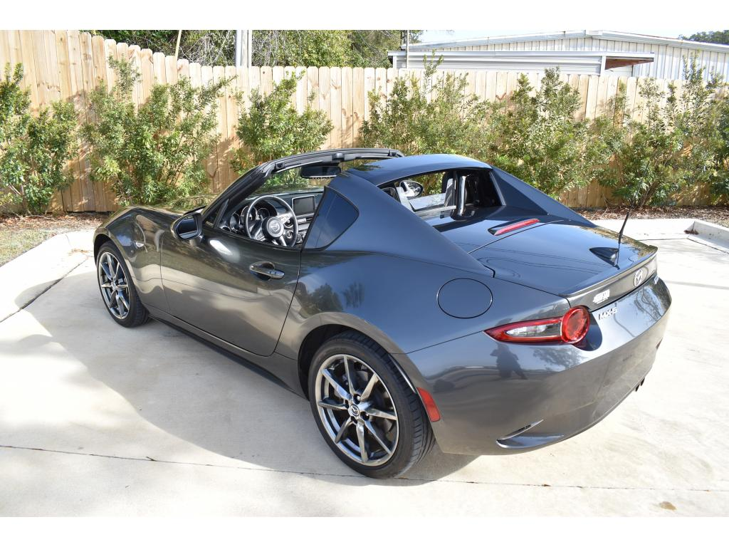 Pre-Owned 2017 Mazda MX-5 Miata RF Grand Touring