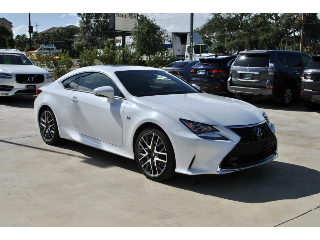 Pre-Owned 2017 Lexus RC 200t RC Turbo F Sport