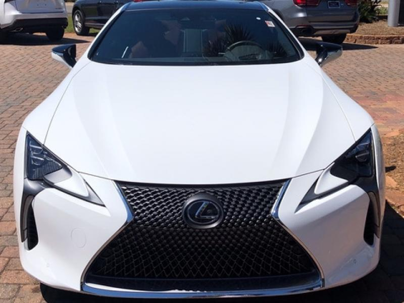 Pre-Owned 2018 Lexus LC 500 LC 500