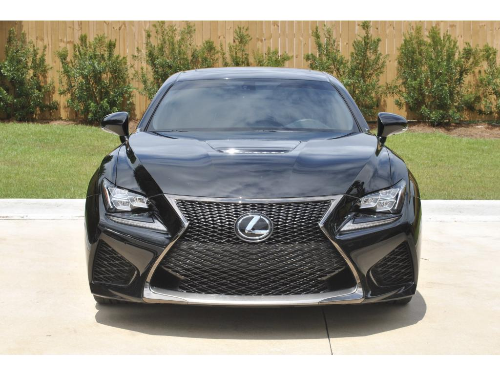 Pre-Owned 2016 Lexus RC F Base