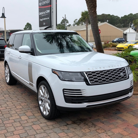 Pre Owned 2018 Land Rover Range Autobiography