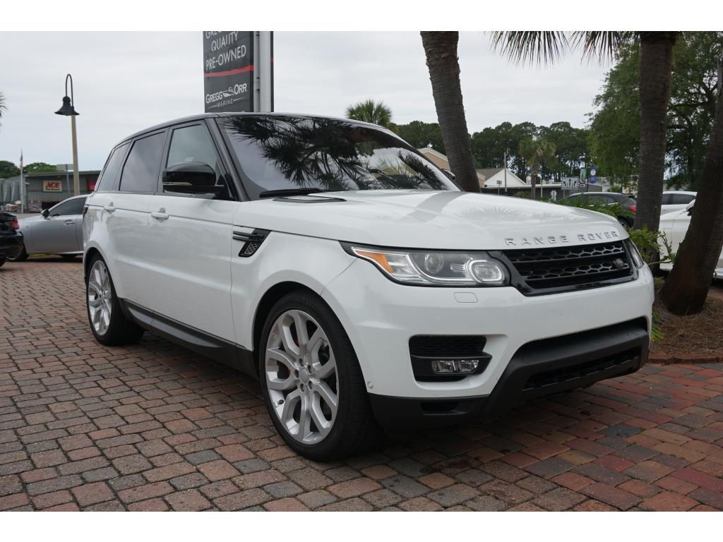 Pre-Owned 2016 Land Rover Range Rover Sport Supercharged
