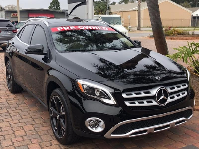 Pre-Owned 2019 Mercedes-Benz GLA 4DR SUV GLA250 GL