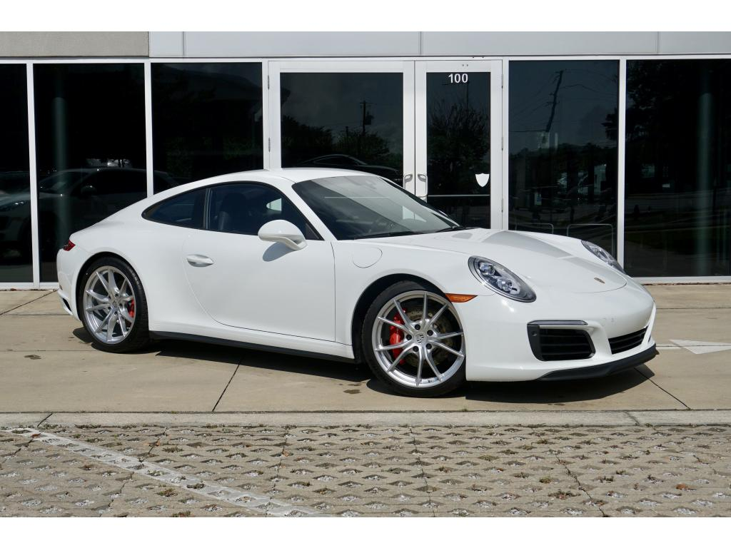 Certified Pre-Owned 2019 Porsche 911 Carrera 4S