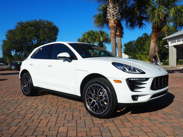 New 2018 Porsche Macan In Destin Y1691 Porsche Of Destin