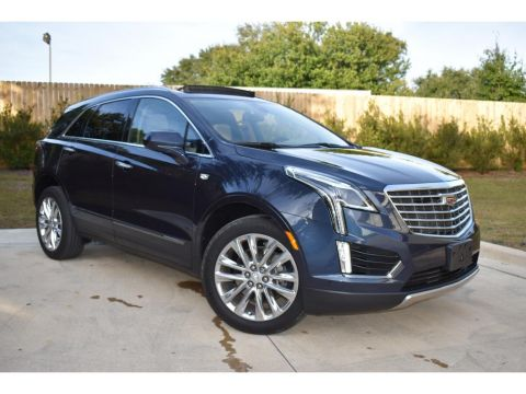 Pre-Owned 2018 Cadillac XT5 Platinum AWD