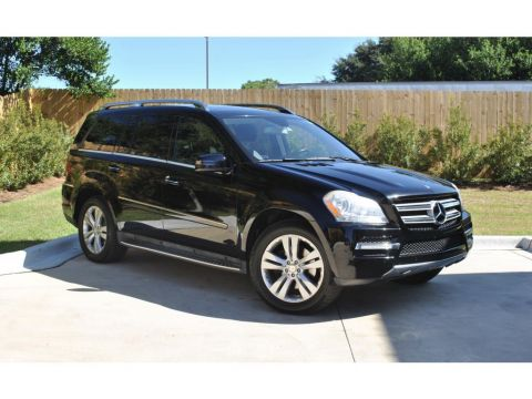 Pre-Owned 2012 Mercedes-Benz GL-Class GL 450