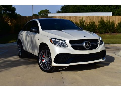 Pre-Owned 2018 Mercedes-Benz GLE AMG® GLE 63 S