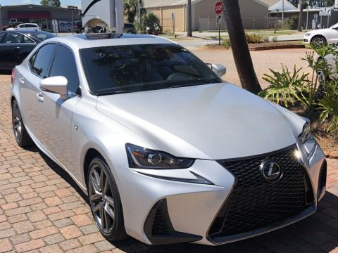 Pre-Owned 2017 Lexus IS 200t IS Turbo