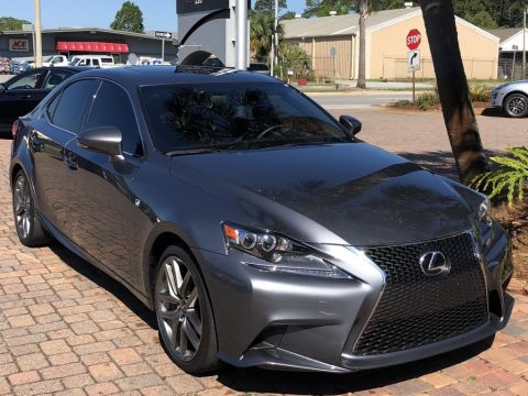 Pre-Owned 2016 Lexus IS 200t F Type