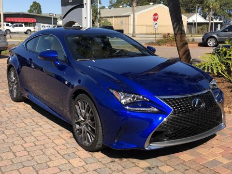 Pre-Owned 2016 Lexus RC 200t RC TURBO RWD