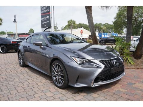 Pre-Owned 2016 Lexus RC 200t F-sport