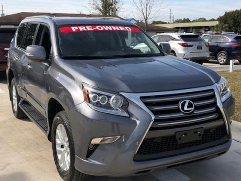 Pre-Owned 2016 Lexus GX 460 4DR SUV 4WD