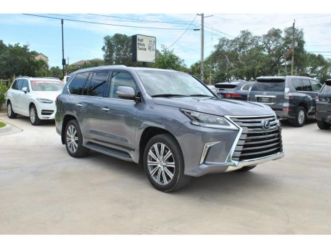 Pre-Owned 2017 Lexus LX 570 LX 570