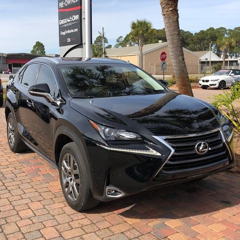 Pre-Owned 2016 Lexus NX 200t NX TURBO FWD