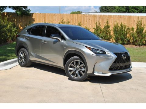 Pre-Owned 2017 Lexus NX 200t NX Turbo F Sport