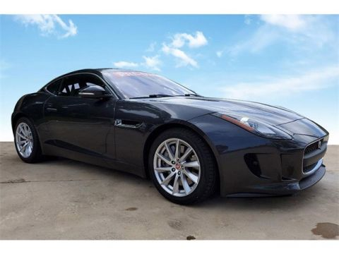 Pre-Owned 2017 Jaguar F-TYPE Base