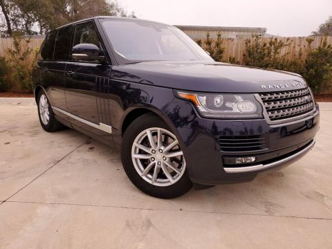 Pre-Owned 2017 Land Rover Range Rover Base