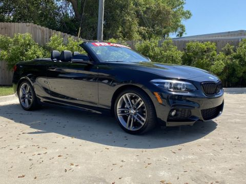 Pre-Owned 2018 BMW 2 series 230i