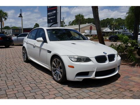 Pre-Owned 2009 BMW M3 Base