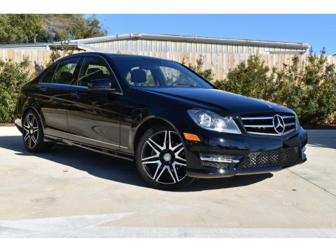 Pre-Owned 2014 Mercedes-Benz C-Class C 250 Luxury