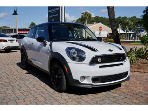 Pre-Owned 2015 MINI Paceman S