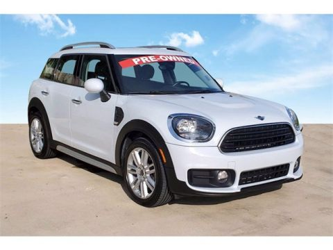 Pre-Owned 2019 MINI Cooper Countryman Iconic