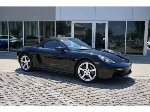 Pre-Owned 2018 Porsche 718 Boxster Base