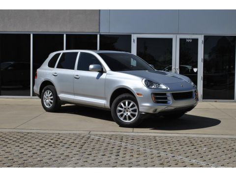 Pre-Owned 2008 Porsche Cayenne Base