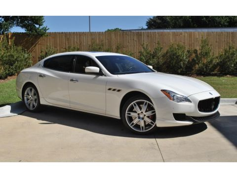 Pre-Owned 2016 Maserati Quattroporte North America specification S